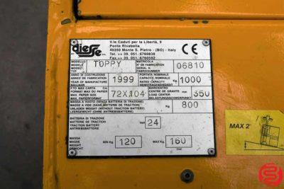 1999 Toppy Pile Turner - 112019110342