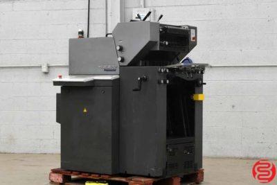 2001 Heidelberg Printmaster QM 46-2 Two Color Printing Press - 111419034034