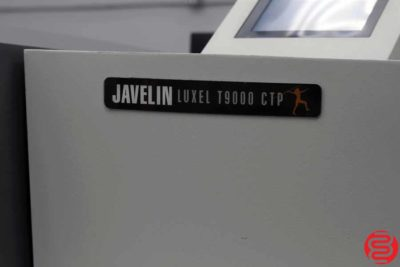 Computer to Plate System Description The advanced optical and clamping system of Javelin images thermal plates with superior quality, productivity and, versatility