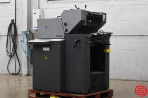 2003 Heidelberg Printmaster QM 46-2 Two Color Printing Press - 111519103538