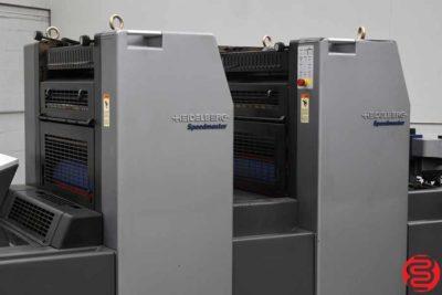 2003 Heidelberg SpeedMaster SM 52-2 Two Color Offset Press - 110719082117