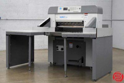 2004 Baumcut 31.5 Hydraulic Programmable Paper Cutter - 110519113100