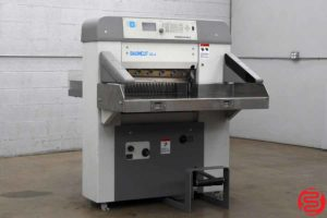 2004 Baumcut Model 66 26.4 Programmable Paper Cutter - 110419015106