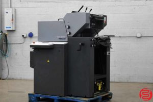 2007 Heidelberg Printmaster QM 46-2 Two Color Printing Press - 110619114807