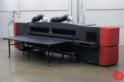 2011 EFI VUTEk GS3200 Superwide Format Printer - 110419020917