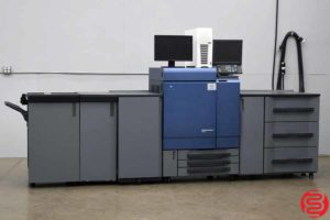 2011 Konica Minolta C8000 Bizhub Digital Press - 111919010502