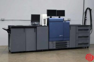 2011 Konica Minolta C8000 Bizhub Digital Press - 111919092000