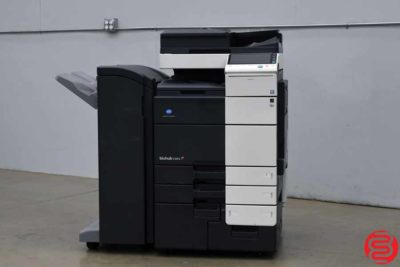 2012 Konica Minolta Bizhub C654 Color Digital Press - 111919112625