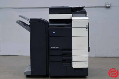 2012 Konica Minolta Bizhub C654 Color Digital Press - 111919114216