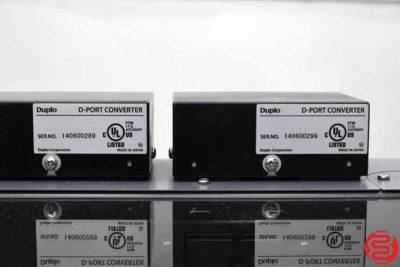 2014 Duplo System 5000 20 Bin Booklet Making System - 110419015714