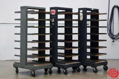 Bindery Paper Cart - Qty 3 - 110419020629