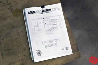 Bourg BBF2005 Perfect Binder - 111419124922