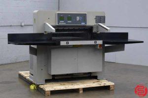 Challenge Champion 370XG 37 Hydraulic Programmable Paper Cutter - 110819024354