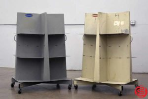 Challenge Paper Bindery Cart - Qty 2 - 110419020308
