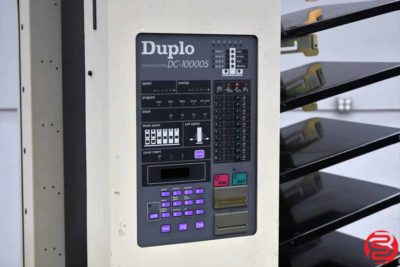 Duplo DC-10000S 10 Bin Collating System - 110419021330
