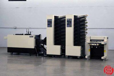 Duplo DC-8000 16 Bin Booklet Making System - 110519081350
