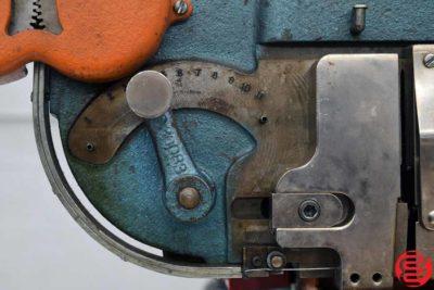 Interlake S3A 1 18 Flat Book Saddle Stitcher - 102919114918