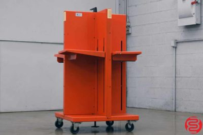 Kansa Quardracart Paper Bindery Cart - Qty 2 - 111819073642