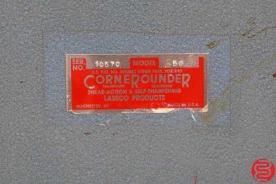 Lassco CR 50 Corner Rounder - 110419021537