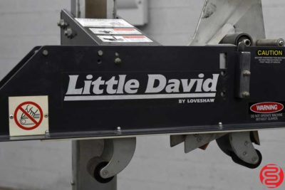 Loveshaw Little David LD-7D Case Sealer - 111819083710