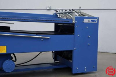 MBO B26 Continuous Feed Paper Folder - 110719092103