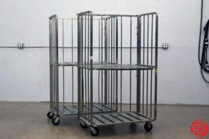 Metal Paper Bindery Cart - Qty 2 - 112019075205