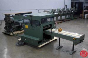 Muller Martini Grapha Saddle Stitching System - 111319084433