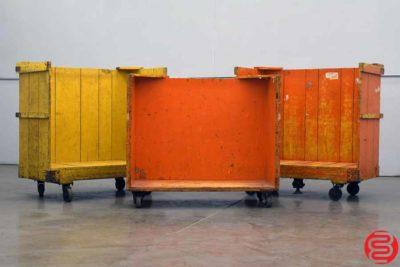 Paper Bindery Cart - Qty 3 - 111219083030