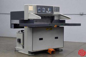 Pro-Cut Model 320 MPS III Hydraulic Paper Cutter - 111419111458