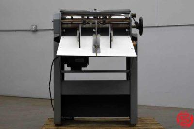 Rosback 220 True Line Perforator Perf Slit Score Machine - 103019082215