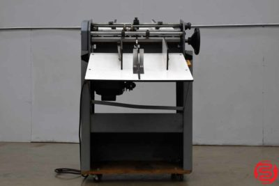 Rosback 220 True Line Perforator Perf Slit Score Machine - 112219095951