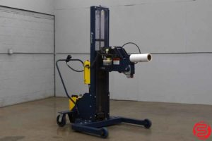 Schlumpf ERH-1000-PT10X Heavy Duty Roll Handling Machine - 110419015537