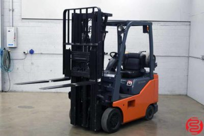 Toyota 8FGCU18 Forklift Truck - 110819084342