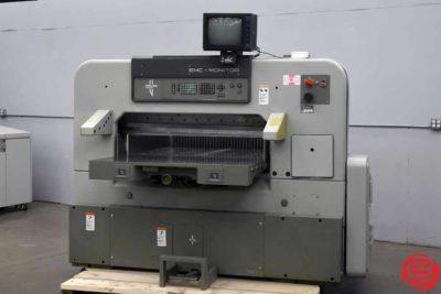 1985 Polar 115 MON Programmable 45 Paper Cutter - 120219082204