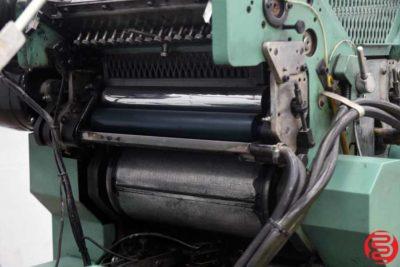 2001 Halm Jet TWOD-6D Two Color High Speed Envelope Press - 121919112425