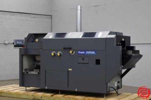 2007 Duplo DuBinder DPB-500 Perfect Binder - 120319124655