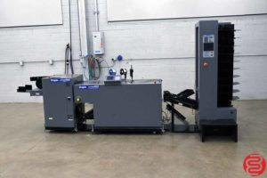2007 Duplo System 5000 10 Bin Booklet Making System - 120619023107