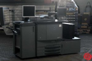 2007 Konica Minolta Bizhub Pro C6500 Color Digital Press - 112619094614