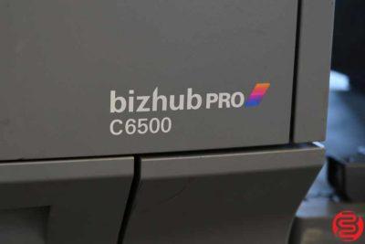 2007 Konica Minolta Bizhub Pro C6500 Color Digital Press - 112619094614