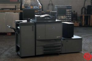 2010 Konica Minolta Bizhub Pro C5501 Digital Press - 112619101333