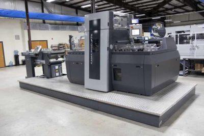 2014 Kama ProCut 76 Die Cutting and Stamping Machine