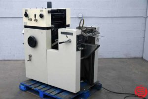 ATF Davidson 501 Single Color Offset Printing Press - 120619013050