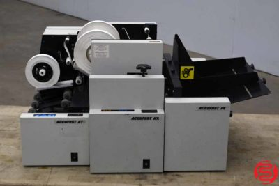 Accufast KT2 Double Head Tabbing Machine - 120219023132