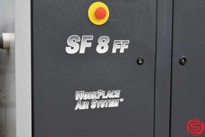 Atlas Copco SF 8 FF Rotary Screw Air Compressor - 121819011950