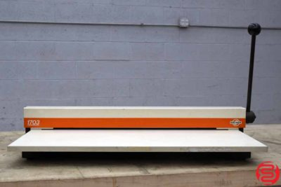 Bacher 1703 Plate Punch - 121119095510