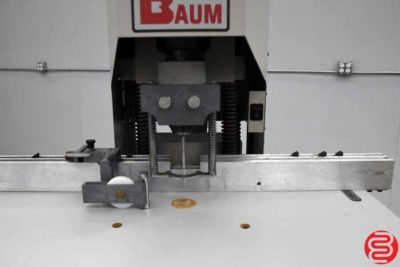 Baumfolder 1F Single Spindle Paper Drill - 120719034564