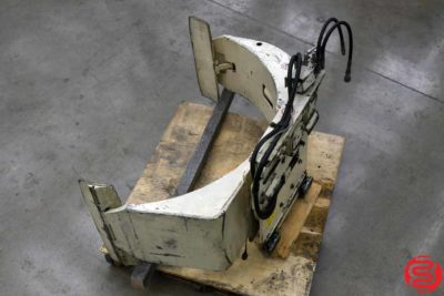 Cascade Forklift Attachment Heavy Duty Roll Clamp - 121919120040