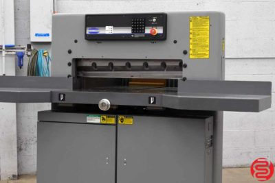 Challenge 305 MPC Hydraulic Programmable Paper Cutter - 121419113750