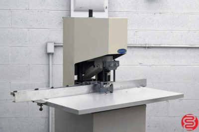 Challenge JF Single Spindle Hydraulic Paper Drill - 121319100305
