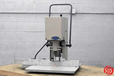 Challenge JO Tabletop Single Spindle Paper Drill - 121119101405